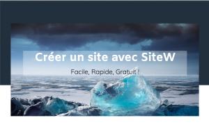 Création de sites web pour les professionnels