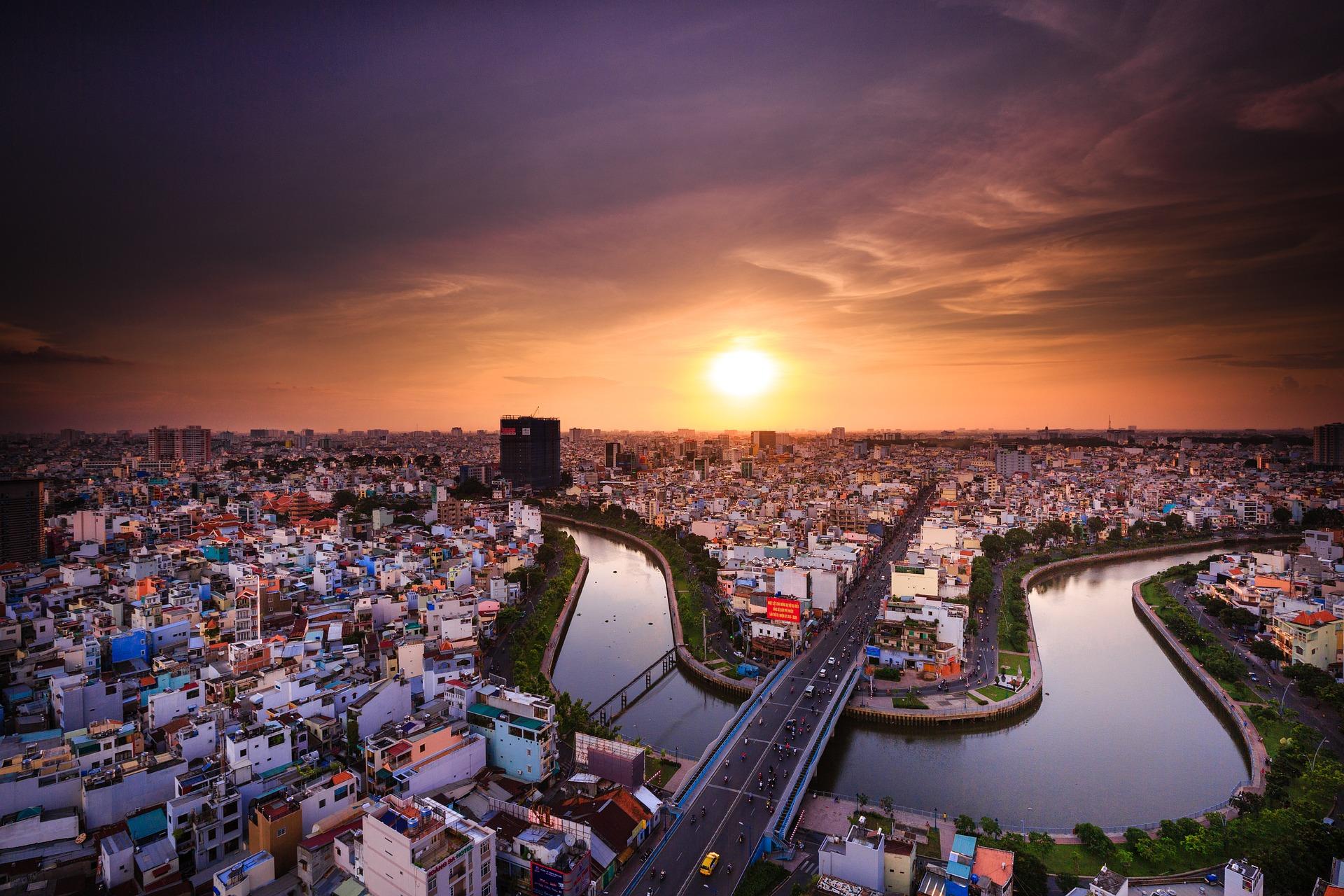 Partir à la découverte des plus belles villes du Vietnam